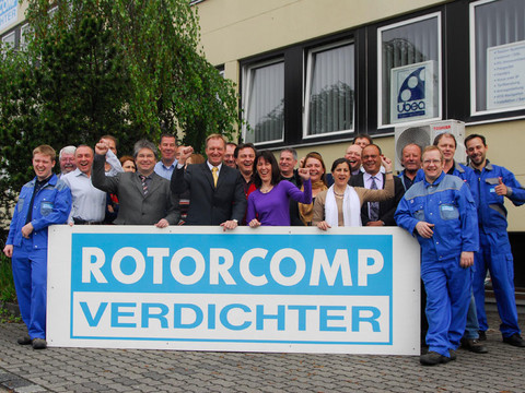 Il team di ROTORCOMP