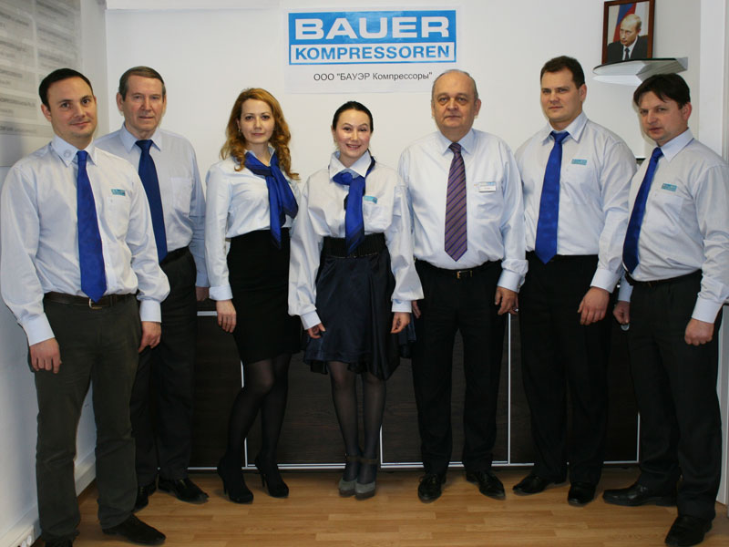 New BAUER subsidiary in Russia